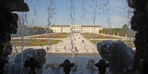 Ansicht Schloss Schönbrunn